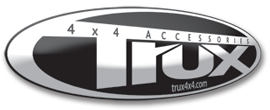 Trux 4x4 Pickup Accessories Logo