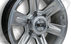 Trux High Spec Alloy Wheels